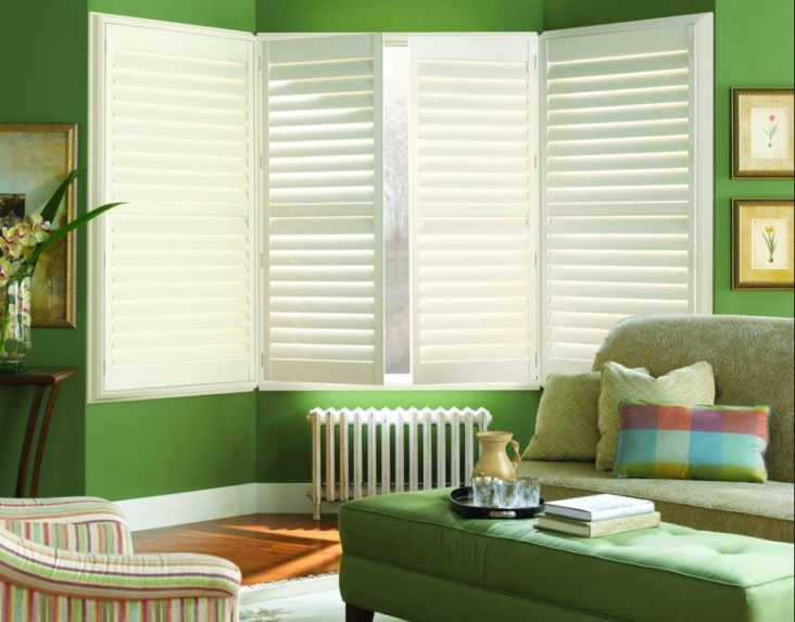 window blinds, shades and Shutters in Wilton Manners, FL