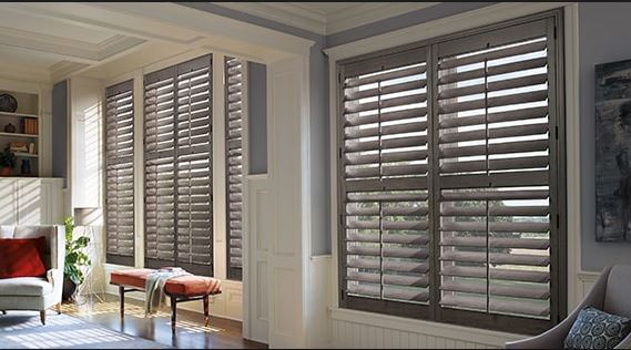 window shutters in Lighthouse Point, FL