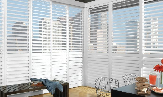 window shutters in Weston, FL