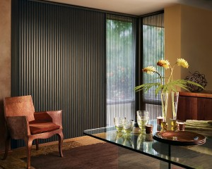 Alustra Duette honeycomb shades with Vertiglide-min