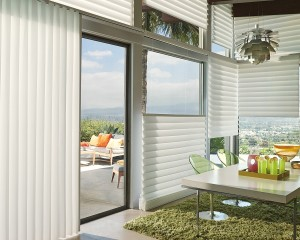 Vignette Modern Roman Shades with UltraGlide 3-min