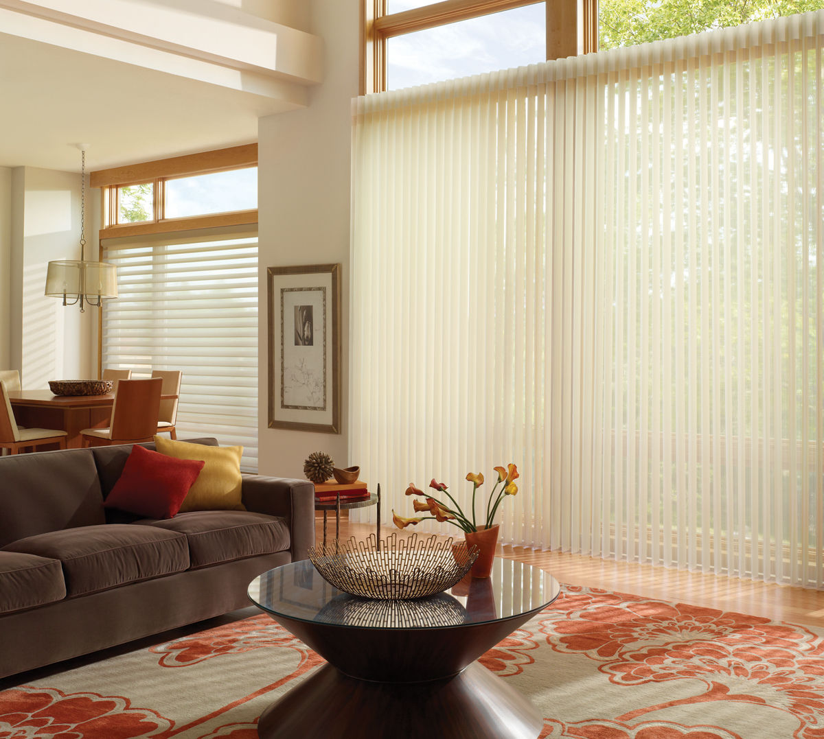 Hunter Douglas Window Fashion Gallery | Open House Interiors | Fort ...