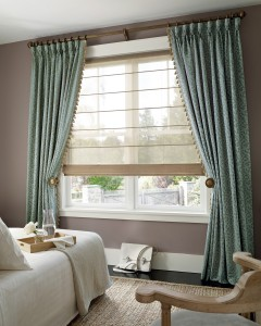 Design Studio Roman Shades with EasyRise cord loop 2-min